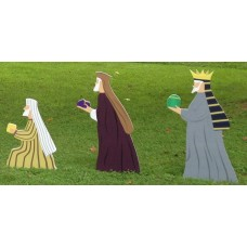 The Wise Men - Colored Small